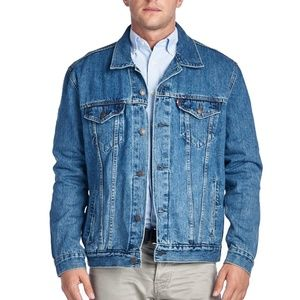 Tommy Hilfiger relaxed fit denim truckers jacket